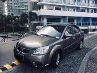 Grey 2010 Kia Rio Automatic for sale