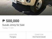 2nd Hand Like New Suzuki Jimny for sale