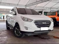 2015 Hyundai Tucson at 40000 km for sale in Makati