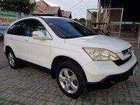 Sell White 2008 Honda Cr-V in Bohol