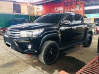 Toyota Hilux 2016 for sale in Dumaguete