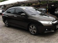 Sell Brown 2017 Honda City in Antipolo