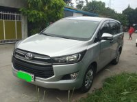 Toyota Innova J 2017 for sale in Bataan