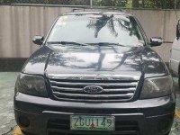 Black Ford Escape 2007 at 100988 km for sale