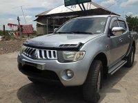 Silver Mitsubishi Strada 2007 at 98000 km for sale