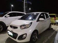 Selling White Kia Picanto 2012 Manual Gasoline