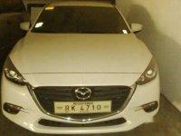 Sell White 2017 Mazda 3 Automatic Gasoline
