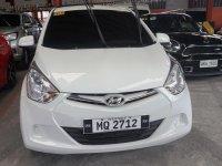 Sell White 2016 Hyundai Eon Hatchback in Manila