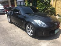 Black Nissan 350Z 2007 for sale in Manila