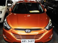 Selling Orange Hyundai Tucson 2015 in Manila