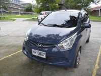 Selling Hyundai Eon 2016 Manual Gasoline