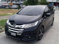 Black Honda Odyssey 2015 for sale in Muntinlupa