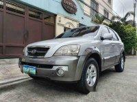 Sell Silver 2006 Kia Sorento Automatic Diesel at 24000 km