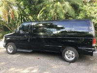 Sell Black 2010 Ford E-150 at 65000 km