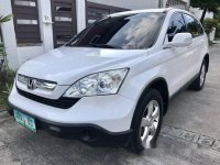 Selling White Honda Cr-V 2009 Automatic Gasoline in Paranaque