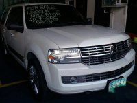 Selling White Lincoln Navigator 2007 in Muntinlupa