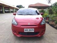 Mitsubishi Mirage 2014 Hatchback for sale in Quezon