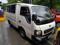 Selling White Kia Kc2700 2004 in Manila