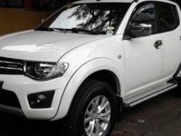 2013 Mitsubishi Strada for sale in Quezon City