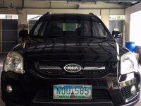 2010 Kia Sportage for sale in Quezon City