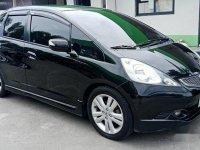 Black Honda Jazz 2010 Automatic for sale