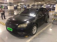 Sell Black 2007 Ford Focus at 100000 km