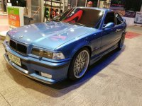 Sell Blue 1996 Bmw M3 at 40000 km