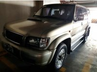 2002 Isuzu Trooper for sale in Pasig
