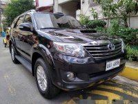 Used Toyota Fortuner 2014 for sale in Lucena