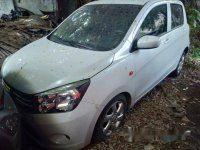 Selling White Suzuki Celerio 2017 Automatic Gasoline at 47000 km in Manila