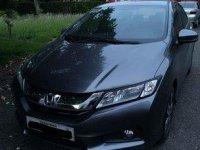 Grey Honda City 2017 at 5000 km for sale