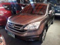Sell Brown 2011 Honda Cr-V in Pasig