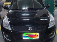 Selling Black Suzuki Swift 2014 Automatic Gasoline