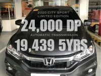 2020 Honda City for sale in General Salipada K. Pendatun