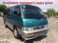 Sell 2013 Nissan Urvan Escapade Van in Quezon