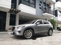 Used Mazda Cx-5 2014 Automatic Gasoline for sale in Quezon City