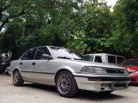 Silver Toyota Corolla 1990 for sale in Rosario