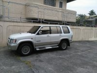 2001 Isuzu Trooper Automatic Diesel for sale