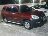 Honda Cr-V 2002 for sale in Tiaong