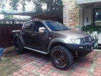 2012 Mitsubishi Strada for sale in Quezon City