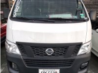 2016 Nissan Urvan for sale in Quezon City