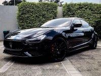 Black Maserati Ghibli 2019 for sale in Quezon City