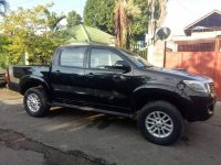 Toyota Hilux 2014 for sale in Bacolod
