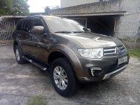 2015 Mitsubishi Montero for sale in Valenzuela