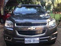 2014 Chevrolet Trailblazer for sale in Bacolod