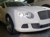 2015 Bentley Continental Gt for sale in Quezon City