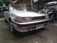 Toyota Corolla 1990 for sale in Quezon City