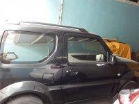Black Suzuki Jimny 2015 for sale in Quezon City