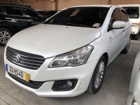 2nd-hand Suzuki Ciaz GLX AT 2018 for sale in Quezon City
