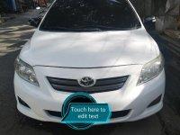 2nd-hand Toyota Corolla Altis 2009 for sale in Iloilo City